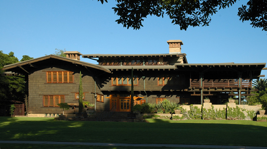 Iconic Craftsman style homes